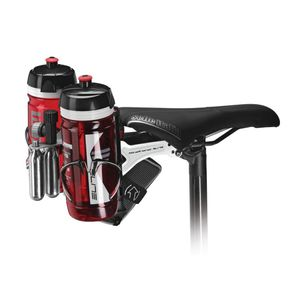 Elite 0111202 Trinkflaschenhalter Skekane, schwarz