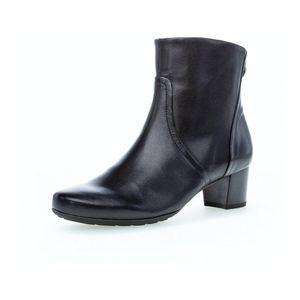 Gabor Comfort Stiefelette  Größe 6, Farbe: schwarz (Flausc