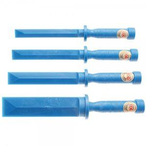 BGS 366 Kunststoff-Schaber-Set, 19-22-25-38 mm breit, 4-tlg.
