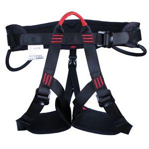 Erwachsene Klettergurt - Fallschutz Sitzgurt Absturzsicherung Sicherheitsgurt, stark und robust