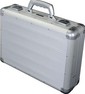 """ALUMAXX Attaché-Koffer """"VENTURE"""" Laptopfach silber matt (ohne Inhalt)"""