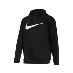 Nike M Nk Dry Hoodie Po Swoosh Black/White Xl