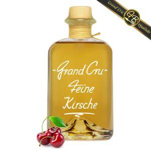 Grand Cru Feine Kirsche 0,7 L edler Klassiker sehr mild! 40% Vol. Schnaps Obstler Spirituose kein Brand