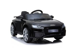 Kinder Elektro Auto Audi Tt Rs Cabrio mit Fernbedienung Usb und Mp3 Anschluss 2x30W Motoren und 12V