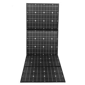120W 12V USB faltbares Solarpanel-Ladegerät MC4 für Laptop-Autocamping