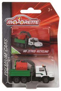 Dickie Toys - Spielfahrzeuge, City Assortment, 6-sort.; 212057500