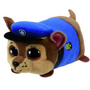 TY Beanie Boos Glubschi Paw Patrol Chase 10cm Hund Stapeltier Stofftier Mini