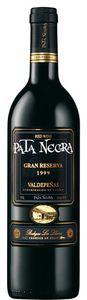 Bodegas Los Llanos Valdepe?as Gran Reserva Pata Negra DO 2012 (1 x 0.75 l)