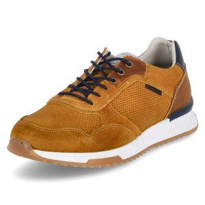 Bullboxer Herren Sneaker in Gelb, Größe 46