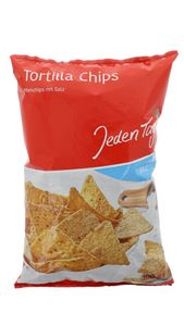 Jeden Tag Tortilla Chips Salz 300g