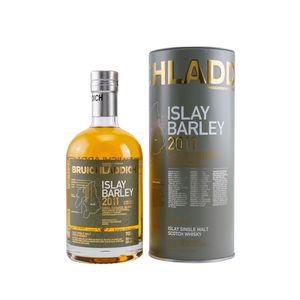 Bruichladdich Islay Barley 2011 Islay Single Malt Scotch Whisky 0,7l, alc. 50 Vol.-%