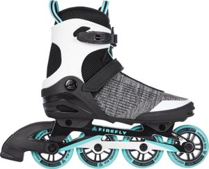 FIREFLY Da.-Inline-Skate ILS 350 W84 WHITE/GREYDARK/TURQU 40