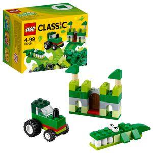 LEGO® Classic Kreativ-Box Grün 10708