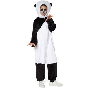 dressforfun Kinderkostüm Panda - 152 (11-12 Jahre)