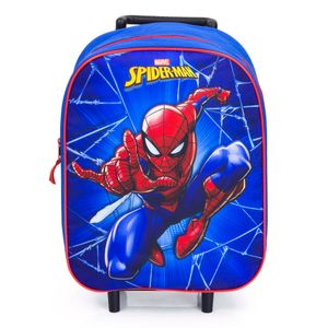 Vadobag Trolley, Kinderkoffer Spidermann Save The City