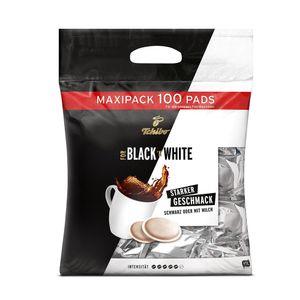 Tchibo Black´n White Kaffee-Pads, 100 Stück