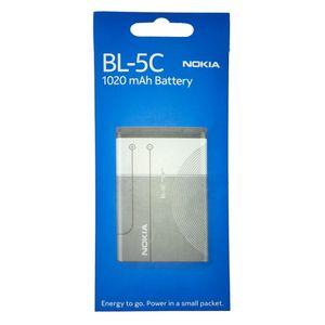 Nokia - BL-5C - Li-Ion Akku - 3120