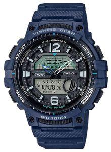 Casio Armbanduhr analog-digital Uhr WSC-1250H-2AVEF blau