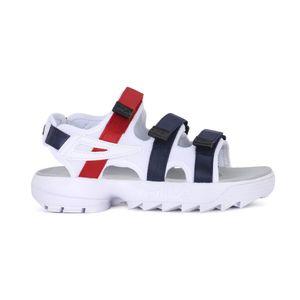 FILA Disruptor Sandal Damen Sandalen Mehrfarbig Schuhe, Größe:38