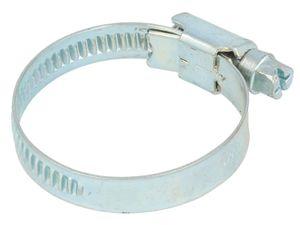 tecuro Schlauchschelle W4 12-20 mm, Bandbreite 9 mm, Edelstahl (10 Stück)