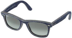 Ray Ban ORB2140 Denim Wayfarer Sonnenbrille Uni