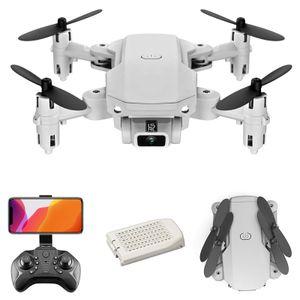 LS-MIN Mini Drohne RC Quadcopter 1080P Kamera 13 Minuten Flugzeit 360 ¡ã Flip 6-Achsen Gyro Geste Foto Video Track Flughoehe Halten Headless Fernbedienung Drohne fuer Kinder Erwachsene