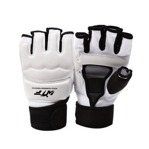 MMA Handschuhe, Boxkampfhandschuhe MMA Mitts mit verstellbarem Armband, Halbe Fingerhandschuhe Sparring Handschuhe Training Kickboxen Muay Thai Schlagen Kampf Mixed Martial Arts