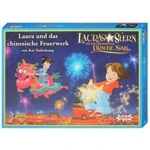 Amigo 09360 - Laura und das chinesische Feuerwerk Lauras Stern Spiel