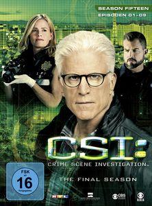 CSI: Las Vegas - Season 15.1