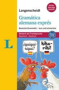 Gramática alemana exprés - Buch mit Übungen zum Download