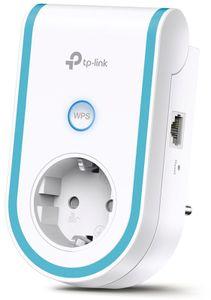 TP-Link RE365 Gigabit WLAN Repeater mit Steckdose [WLAN AC, bis zu 1.200 Mbit/s, 1x LAN, Dual Band]