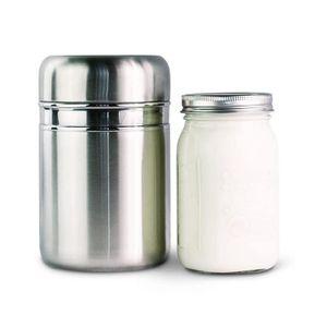Fairment Joghurtbereiter aus Edelstahl