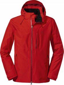 SCHÖFFEL Jacket Padon M 2001 high risk red 48