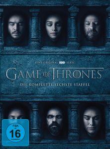 Game of Thrones Staffel 6 [DVD]