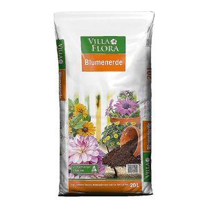0,20€/l Blumenerde 20l Pflanzerde Gartenerde 20 Liter Pflanzenerde