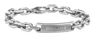 Police Edelstahl Herren Armband silber PJ26353BSSE.01-L