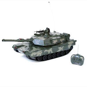 RC ferngesteuerter Panzer Leopard oder Abrams R/C Modellbau 83cm 1:10