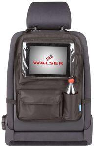 Walser Rücksitztasche Maxi mit Tablet-Halter abnehmbar schwarz, 26147