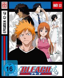 Bleach - TV Serie - Box 3 - Episoden 42-63 - Blu-Ray