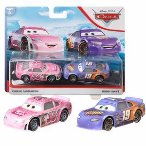 Auswahl Doppelpack | Disney Cars | Fahrzeug Modelle 2020 | Cast 1:55 | Mattel, Typ:Eugene Carbureski & Bobby Swift