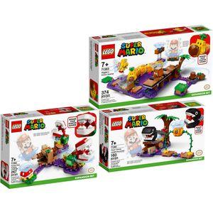 LEGO? 71381-82-83 Super Mario? 3er Set Begegnung m