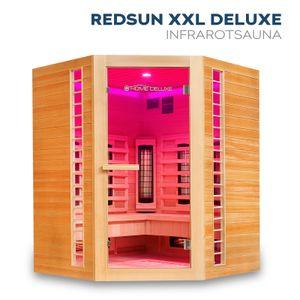 Infrarotkabine Redsun XXL Deluxe