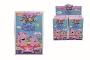 Simba 105953348 Glibbi Peppa Pig Badespaß mit Glitzereffekt