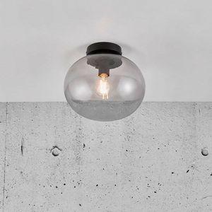 Nordlux Alton Ø 27,5 cm schwarz 1-flammig kugelförmig