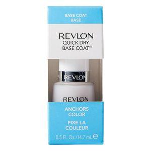Revlon Quick Dry Base Coat Anchors Color 14,7ml