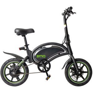 EMO 1S Pedelec, E-Bike, Klapprad, 14 Zoll, faltbar OHNE ABUS SCHLOSS