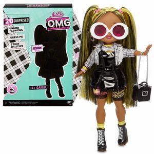 MGA Entertainment L.O.L. Surprise O.M.G. Puppe Alt GRRRL