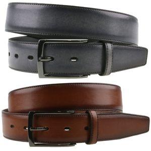 LLOYD Leder Gürtel 1295 verschiedene Farben, Farbe:Brauntöne, Länge:95 cm