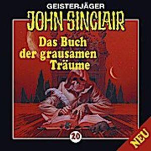 Sinclair,John Folge 20-Das Buch der grausamen Träu