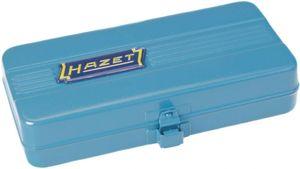 Hazet Werkzeugkasten leer 225 x 123 x 46 mm aus Metall 2272KL